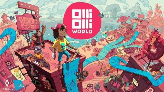 Nuevo tráiler gameplay de OlliOlli World.