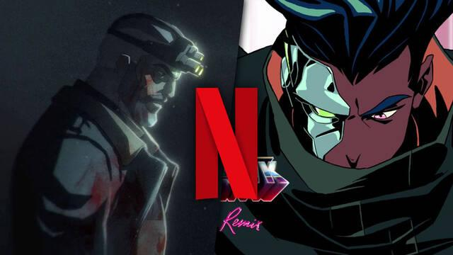 Far Cry: Blood Dragon tendrá anime en Netflix; Primeros detalles de la serie de Splinter Cell.