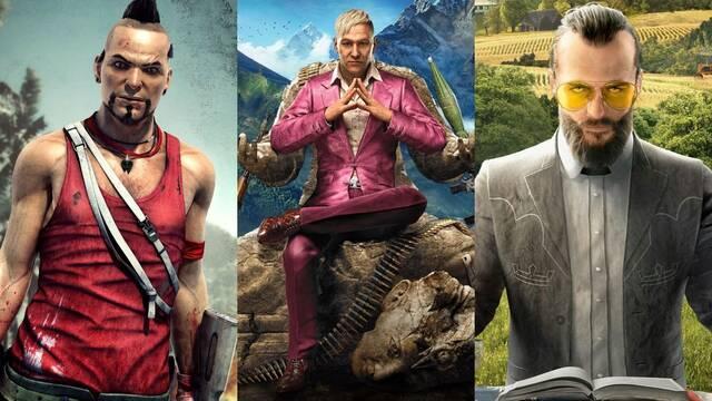 Far Cry 6 DLC con villanos