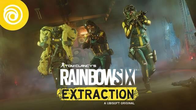 Rainbow Six Extraction se lanza el 16 de septiembre; se muestra nuevo tráiler y gameplay