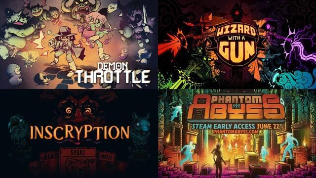 E3 2021 conferencia Devolver gameplay tráileres