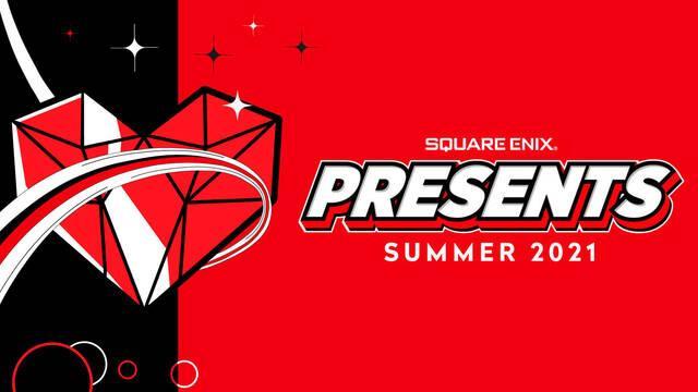 Square Enix presents retransmisión comienza