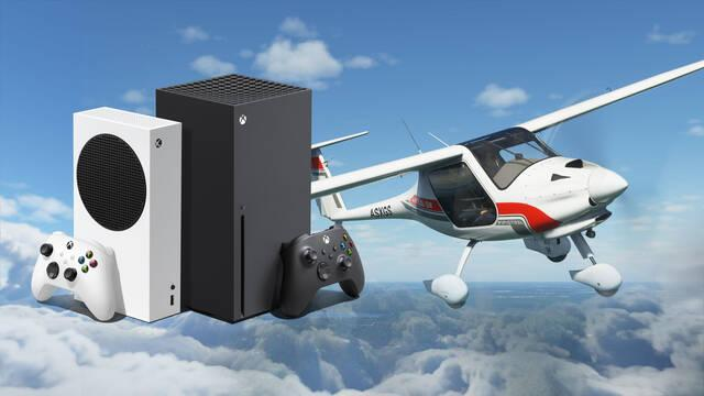 Microsoft Flight Simulator podría aterrizar en Xbox Series X/S de manera inminente.