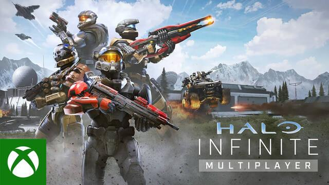 Halo Infinite multijugador gameplay trailer E3 2021 conferencia Xbox