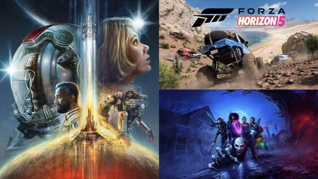 Conferencia Xbox Halo, Forza, Starfield