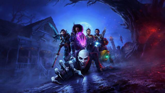 Redfall nuevo juego Arkane tráiler E3 2021 vampiros Xbox