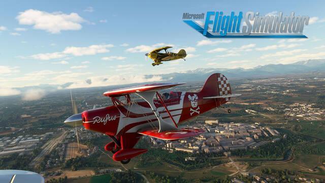 Microsoft Flight Simulator llegará a Xbox Series X/S el 27 de julio.