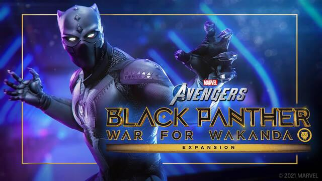 Marvel's AVengers Guerra por Wakanda tráiler E3 2021