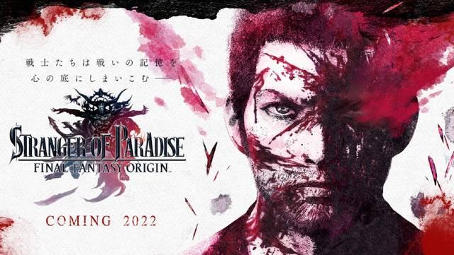 Final Fantasy Origin tráiler E3 2021 gameplay