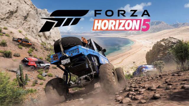 Forza Horizon 5 nos llevará a conducir por México el 9 de noviembre en Xbox Series, One y PC.