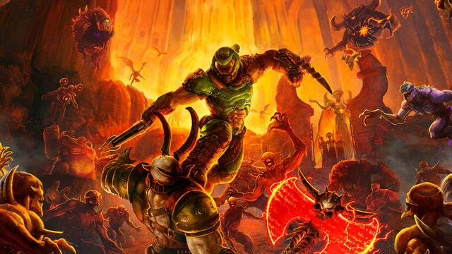 Doom Eternal recibirá las mejoras para Xbox Series y PlayStation 5 el 29 de junio