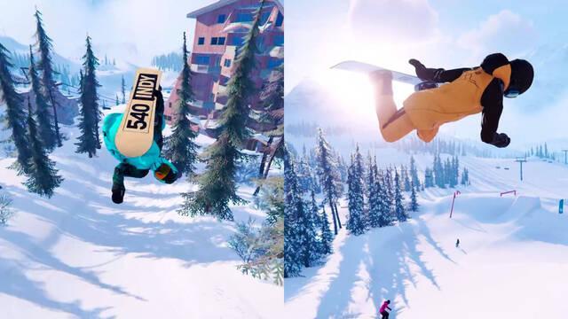 Shredders, el título de snowboard, llegará a Xbox Game Pass el primer día de lanzamiento