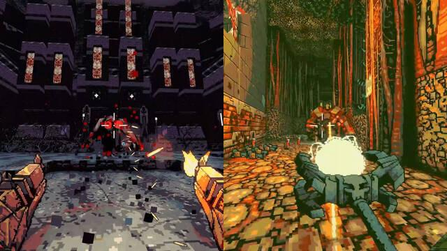 Project Warlock II, el shooter en primera persona de aspecto retro, llegará en julio