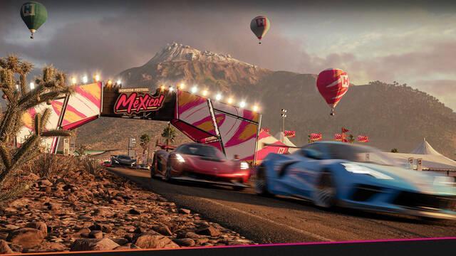 Forza Horizon 5 tendrá diferentes modos de rendimiento en Xbox Series X/S