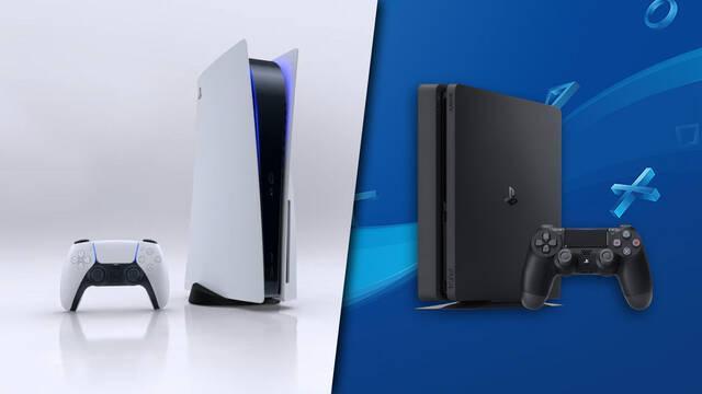 PS5 supera a PS4 en media de horas de juego y usuarios activos en sus cinco primeros meses.