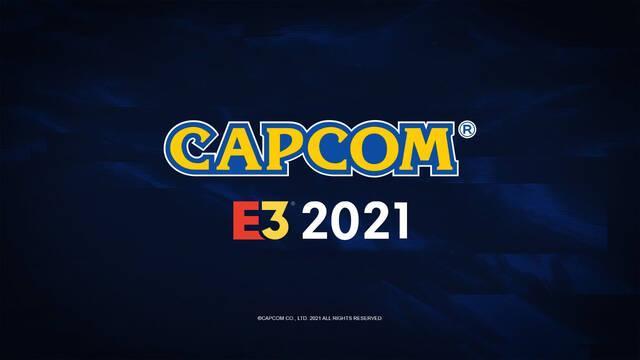 Capcom sigue aquí la conferencia E3 2021