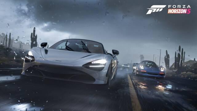 Forza Horizon 5 detalla los efectos de las condiciones meteorológicas y más detalles