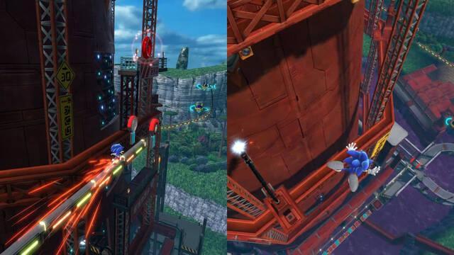 Sonic Colours: Ultimate se muestra en un nuevo gameplay de Planet Wisp