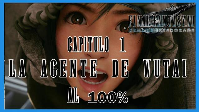 Capítulo 1 en Final Fantasy VII Remake INTERmission al 100%