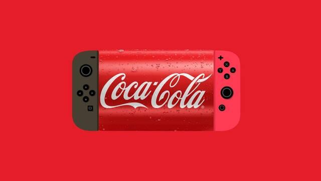 Coca-Cola bromea sobre la existencia de Nintendo Switch Pro en una publicación