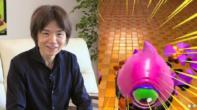 Masahiro Sakurai crea un shooter frenético con el título Estudio de videojuegos de Switch