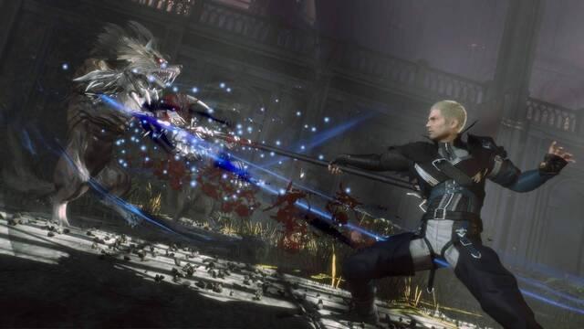 Primeros gameplay de Stranger of Paradise Final Fantasy Origin de la demo de PS5.