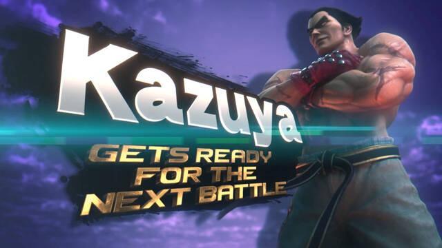 Super Smash Bros. Ultimate Kazuya Tekken Nintendo Direct tráiler