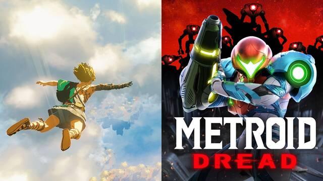 E3 2021 Resumen Nintendo Direct con Zelda y Metroid como protagonistas