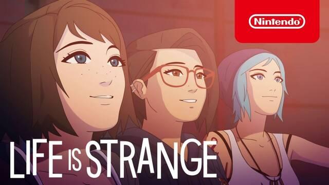 Life is Strange: True Colors y LiS: Remastered Collection llegarán a Switch este año.
