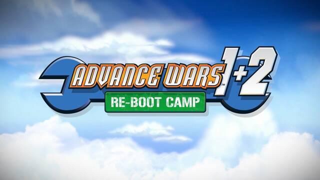 Advance Wars 1+2 Re-Boot Camp tráiler fecha de lanzamiento Switch Nintendo Direct