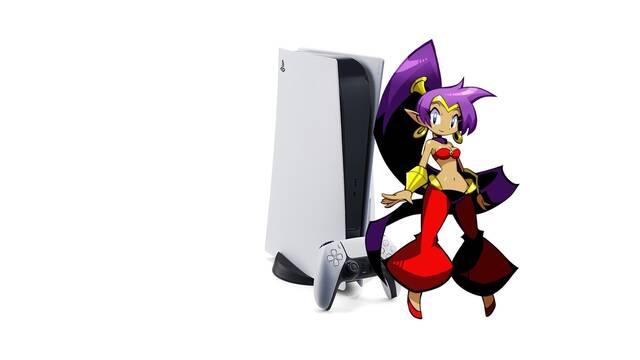 Los juegos de Shantae a PlayStation 5