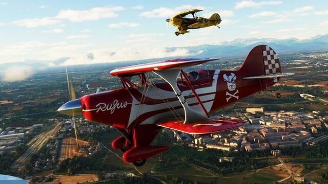 Microsoft Flight Simulator a 30 fps en Xbox Series