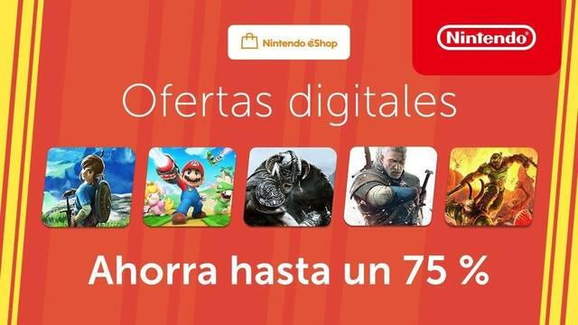 Ofertas digitales de Nintendo Switch