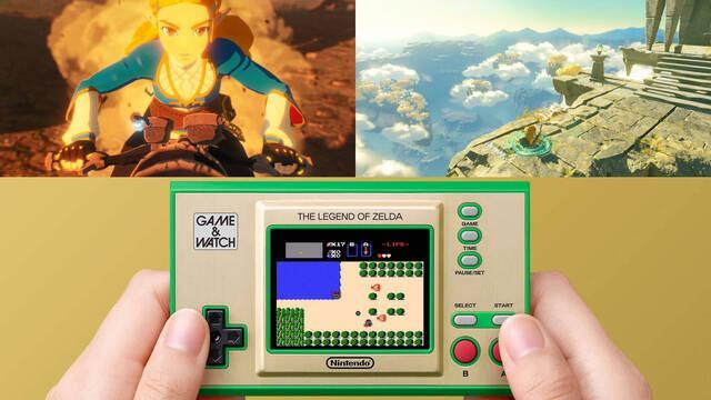 The Legend of Zelda 35 aniversario remaster Wind Waker Twilight Princess