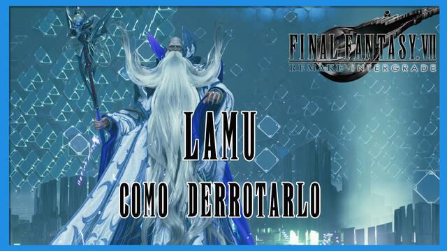 Lamú en Final Fantasy VII Remake INTERmission - Cómo derrotarlo