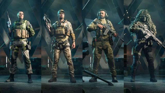 Battlefield 2042 usará bots para que los servidores estén siempre llenos.