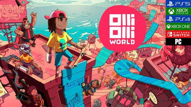 OlliOlli World