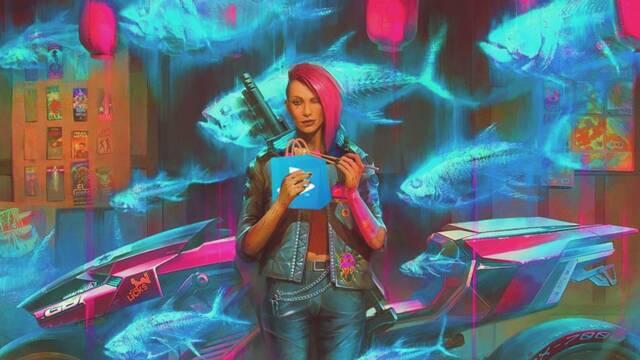 Cyberpunk 2077 y su regreso a PS Store