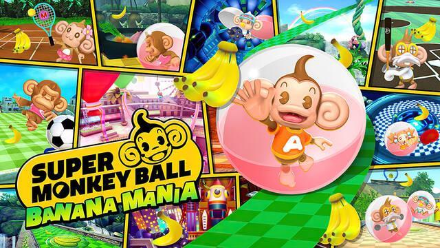 Super Monkey Ball Banana Mania confirmado para consolas y PC; llega el 5 de octubre