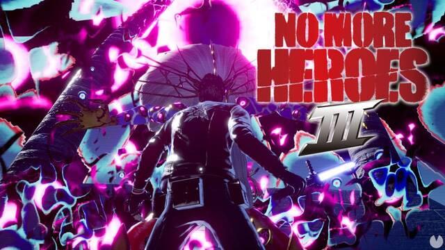 No More Heroes 3 y su jugabilidad
