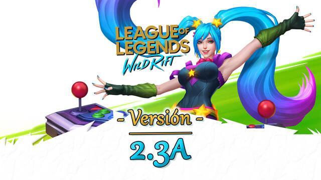 League of Legends Wild Rift v2.3a: Cambios de equilibrio y todas las novedades