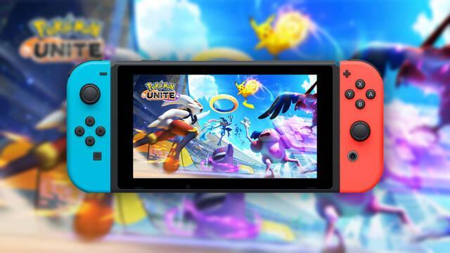 Pokémon Unite, el MOBA de Pokémon, se estrenará en Switch en julio.