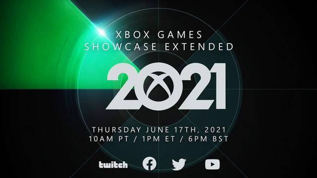 Conferencia Xbox Games Showcase Extended - Streaming EN DIRECTO.