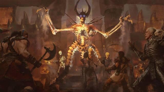 Diablo 2: Resurrected en consola