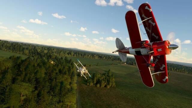 Microsoft Flight Simulator y sus nuevas características