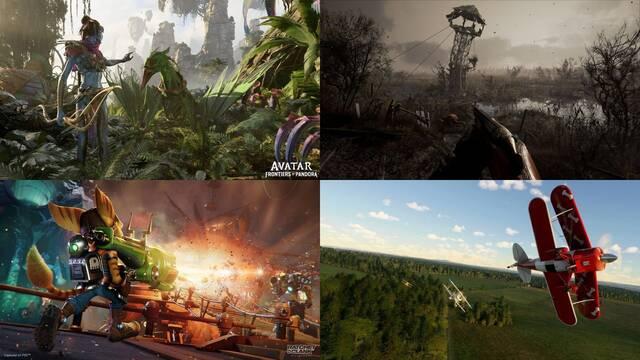 Los juegos exclusivos de PS5 y Xbox Series X/S