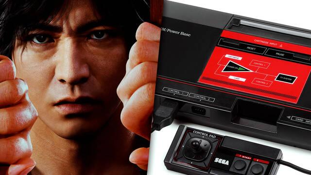 Lost Judgment incluirá una Master System con Alex Kidd in Miracle World jugable y más