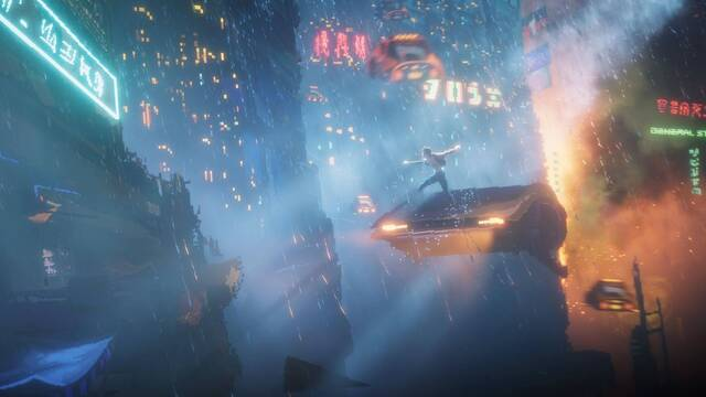 The Last Night desarrollo fecha de lanzamiento