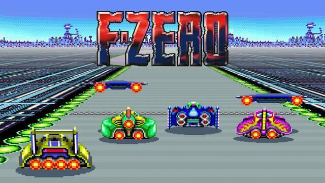 F-Zero: un fan de la saga recrea el clásico con Estudio de videojuegos para Switch