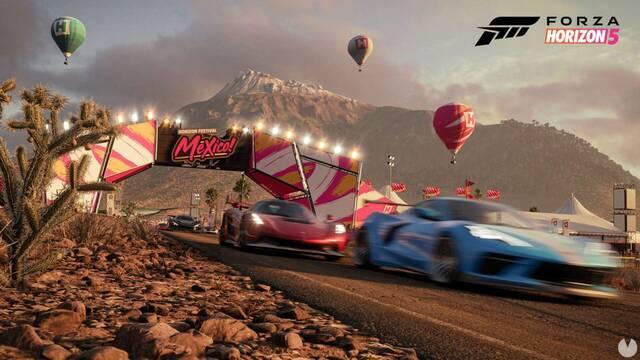 Forza Horizon 5 y sus nuevas características